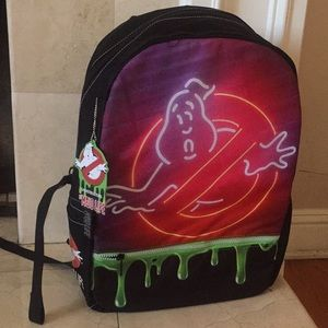 Ghostbusters Backpack New w Tags !!